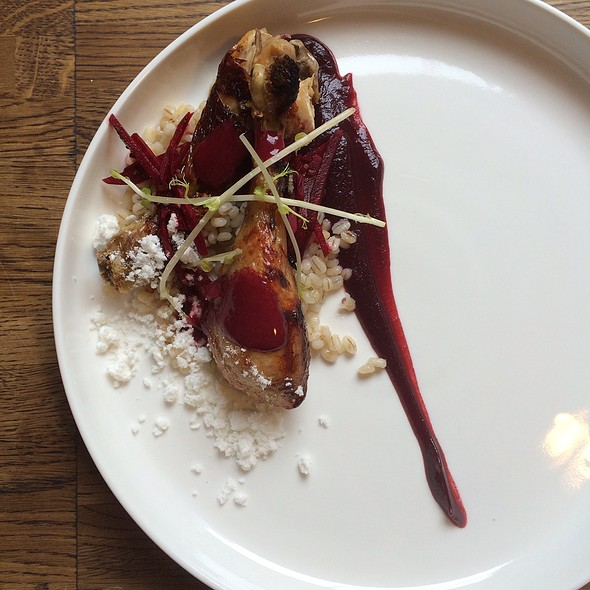 Chicken/Beetroot/Cherry @ Kaskrut
