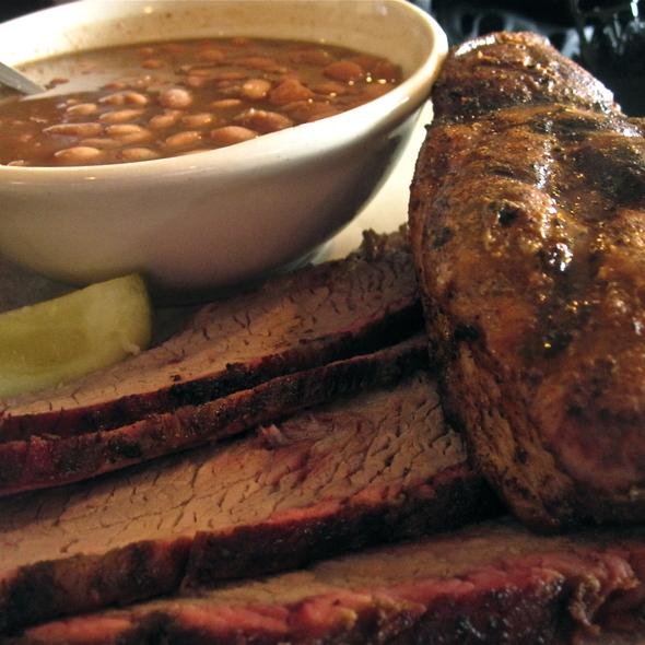 country style pork rib @ Artz Rib House