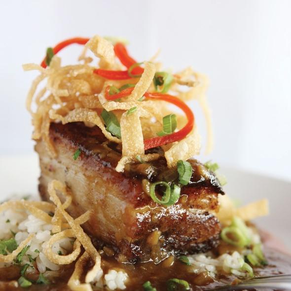 Chinse Five-Spice Pork Belly
