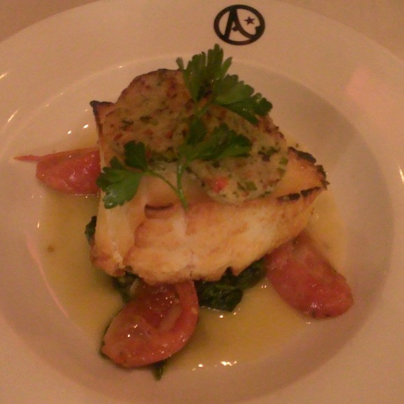 Chilean Sea Bass - Austin's Steakhouse - Texas Station Gambling Hall & Hotel, Las Vegas, NV