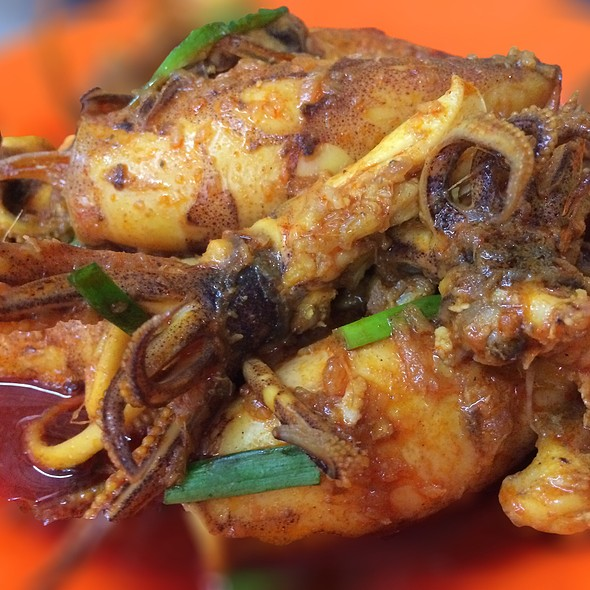 Sotong Curry