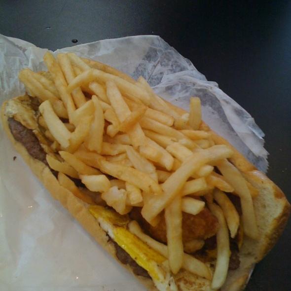 Fat Magnum @ Fat Sandwich Company