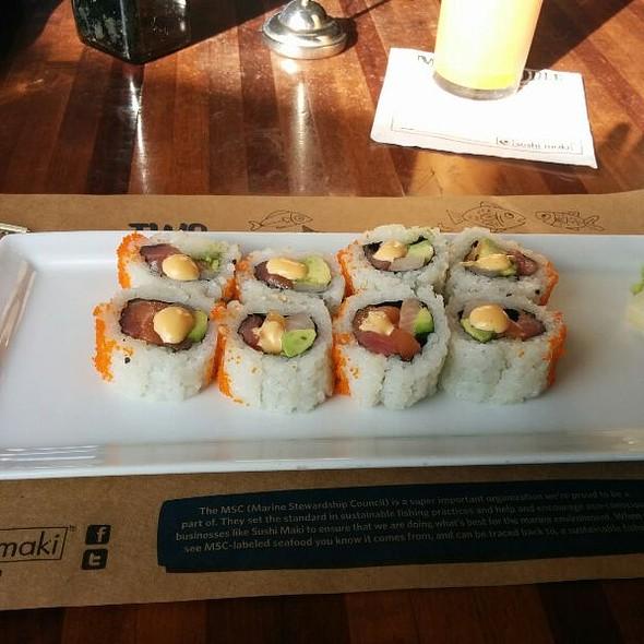 Sushi Maki Menu - Miami, FL - Foodspotting