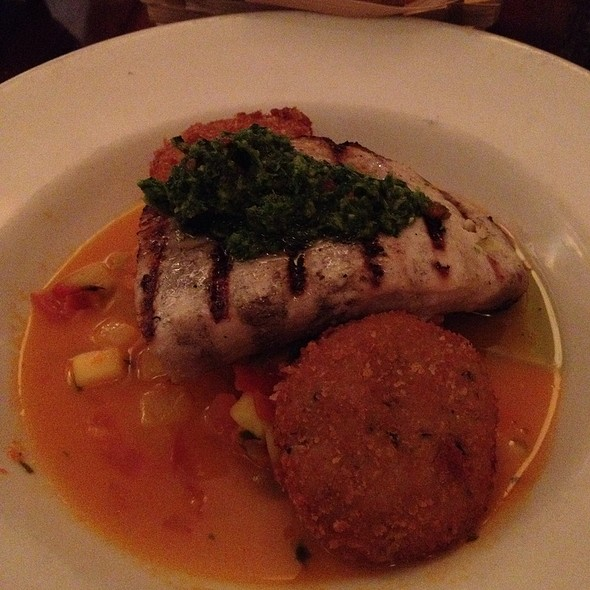 Mahi Mahi - AG Kitchen, New York, NY