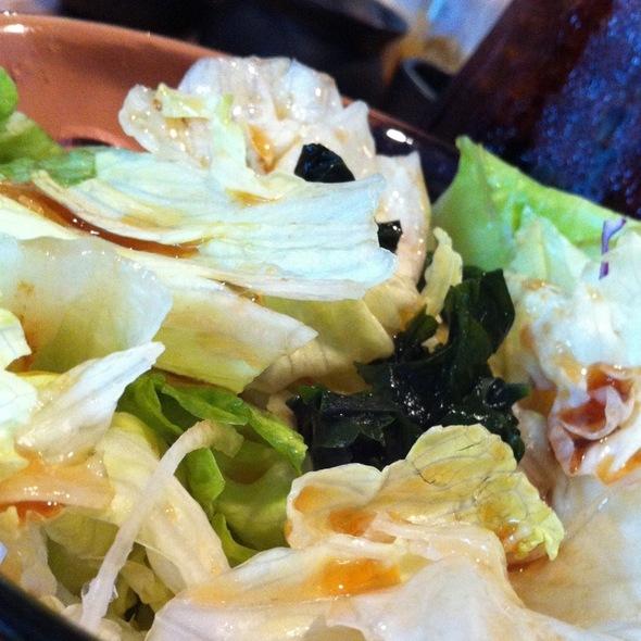 Wagame Salad