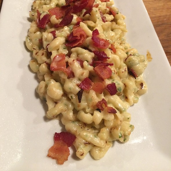 Spätzle @ The Butcher Shop
