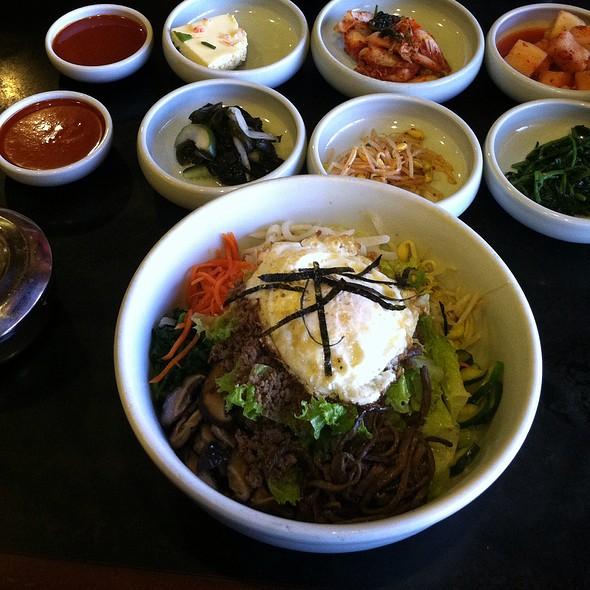 Bibimbop @ Ye Chon Restaurant