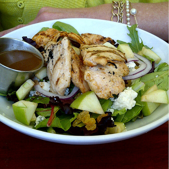 Grilled Chicken salad - Terra Terroir, Atlanta, GA