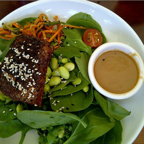 Salmon salad - Terra Terroir, Atlanta, GA