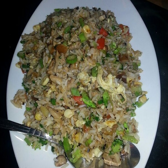 Duck Fried Rice @ Chinois On Main
