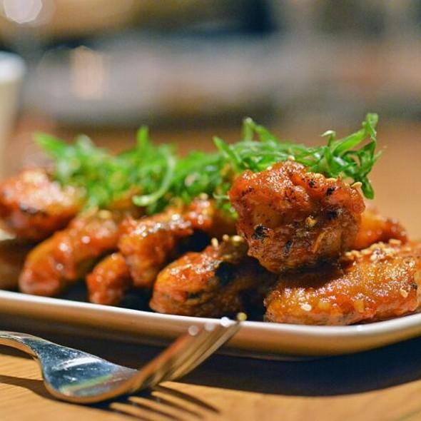 Spicy Chickens @ Roti Chai