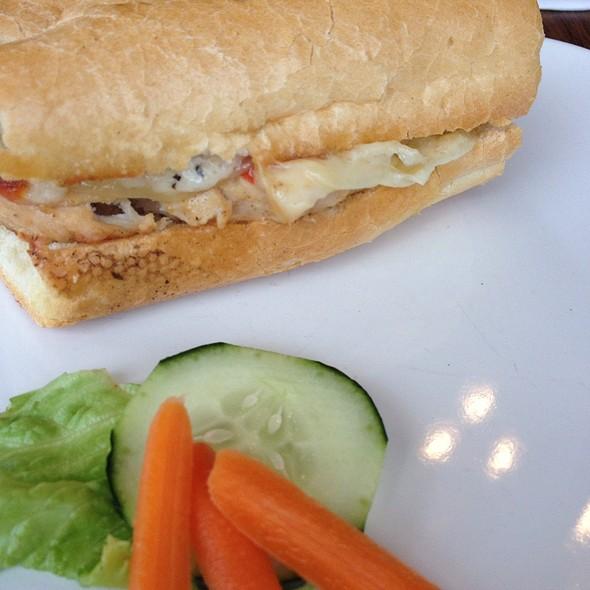 Coloseum Sandwich @ Cafe Mondo