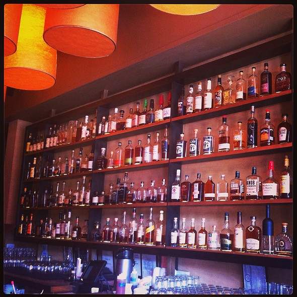 Bourbon And Whiskey @ Char No. 4