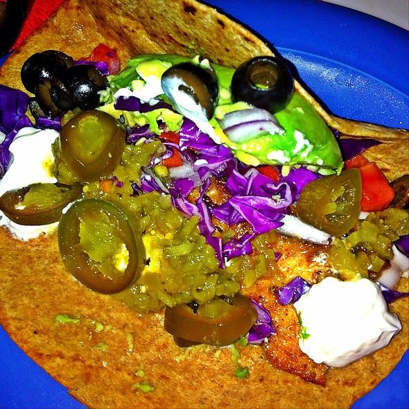 Tilapia Taco @ Casa Olive