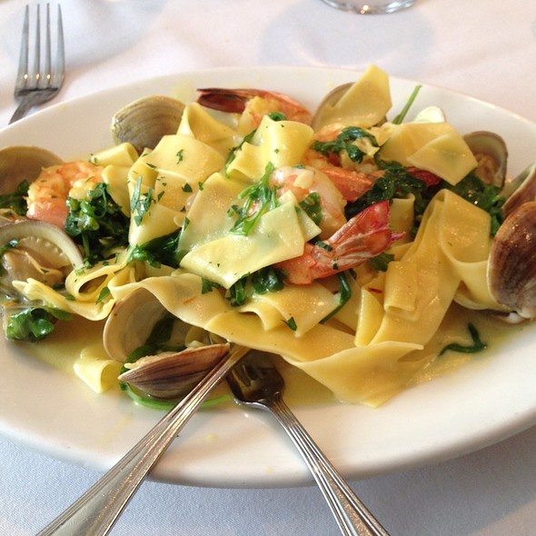 Parpadelle Al Frances - Carlucci's Waterfront, Mount Laurel, NJ