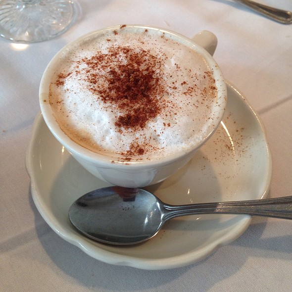Cappuccino - Carlucci's Waterfront, Mount Laurel, NJ