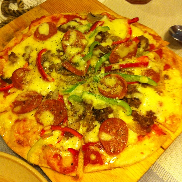 All In One Pizza