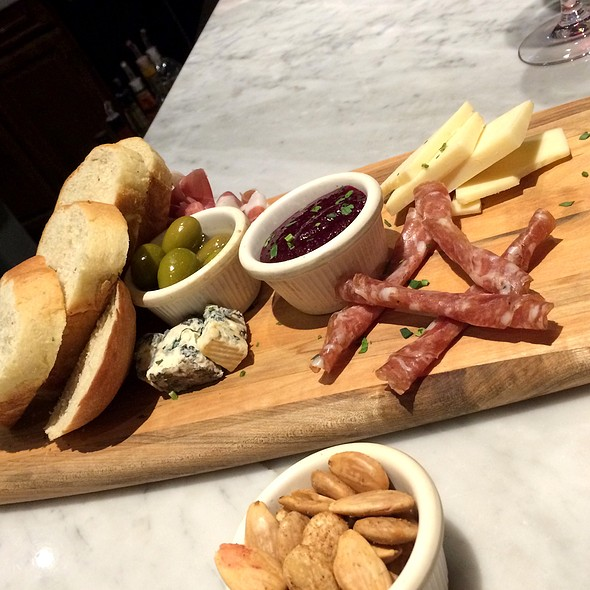 Cheese and Charcuterie Board - Vino at Trios, Alhambra, CA