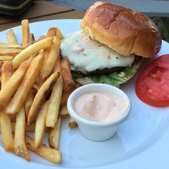 Grillhouse Burger - Citrus Grillhouse, Vero Beach, FL