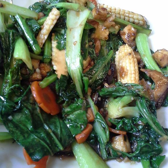 Mixed Vegetable Stir Fry