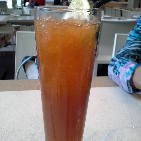 People's Palace Ice Tea