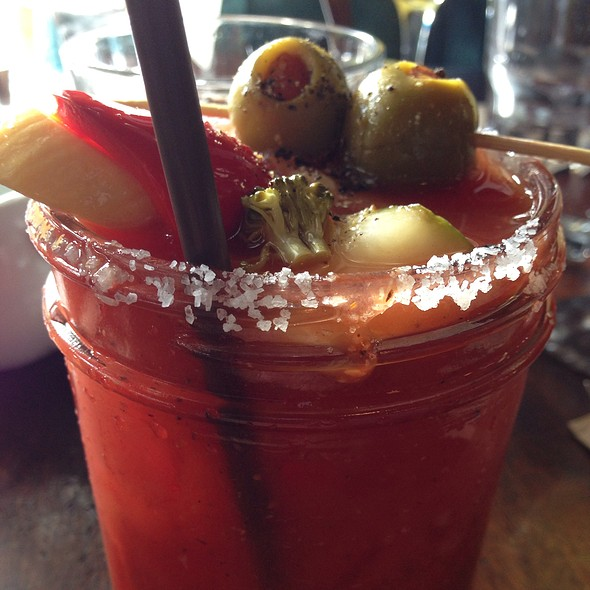 Bloody Mary @ Besaw's