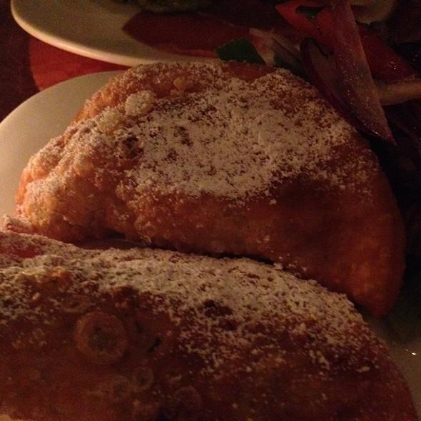 Beef Empanadas @ Andina Restaurant