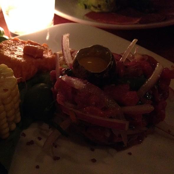 Beef Heart @ Andina Restaurant