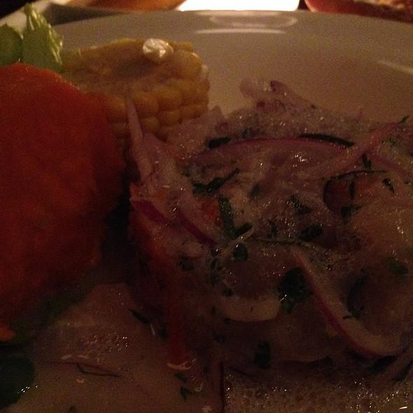 Ceviche Mixto @ Andina Restaurant