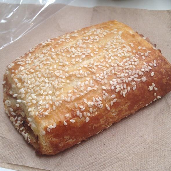 Tuna Danish @ 85°C Bakery Cafe