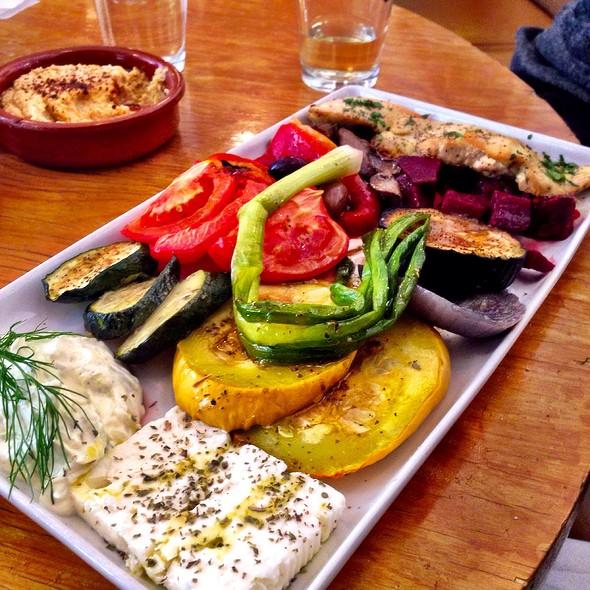 Roasted Vegetables - Snack Taverna, New York, NY