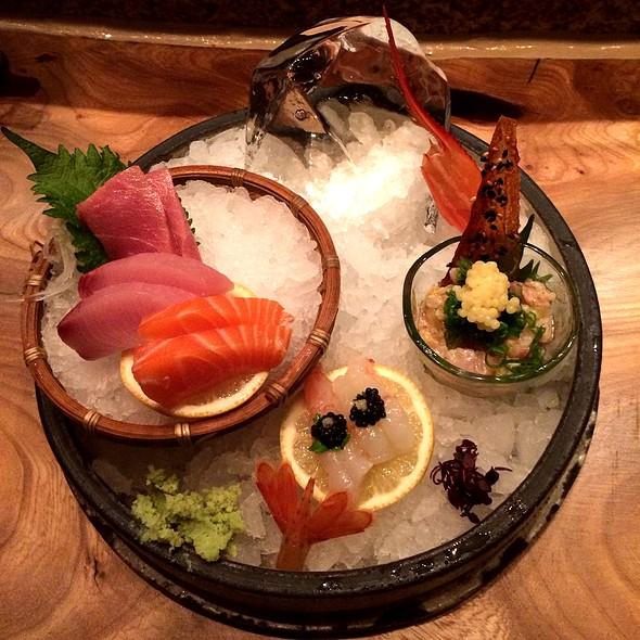 assorted sashimi @ Roka