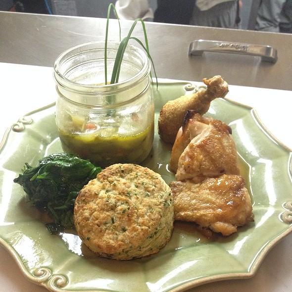 Organic Chicken - Cafe of Love, Mount Kisco, NY