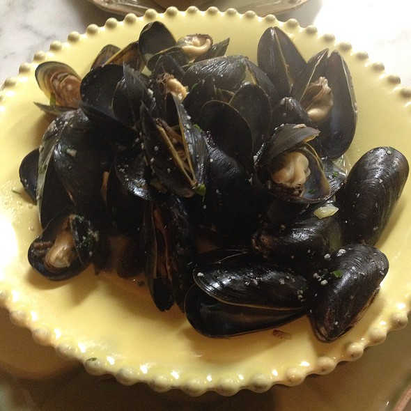 Mussels - Cafe of Love, Mount Kisco, NY