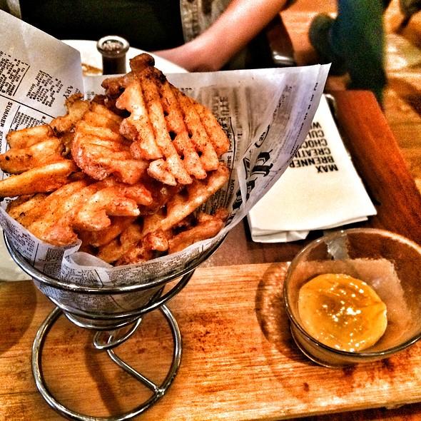 Waffle Fries - Max Brenner - Boston, Boston, MA