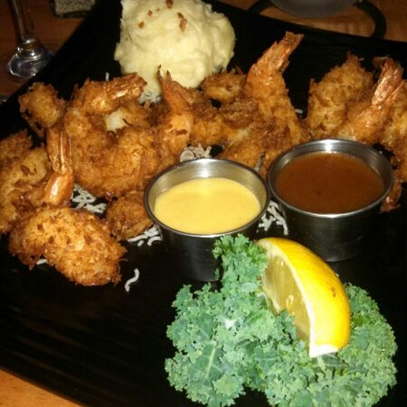 Coco-Nutty Shrimp - Aloha Steakhouse - Ventura, Ventura, CA