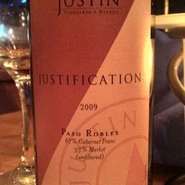 Justin Justification 2009  - Aloha Steakhouse - Ventura, Ventura, CA