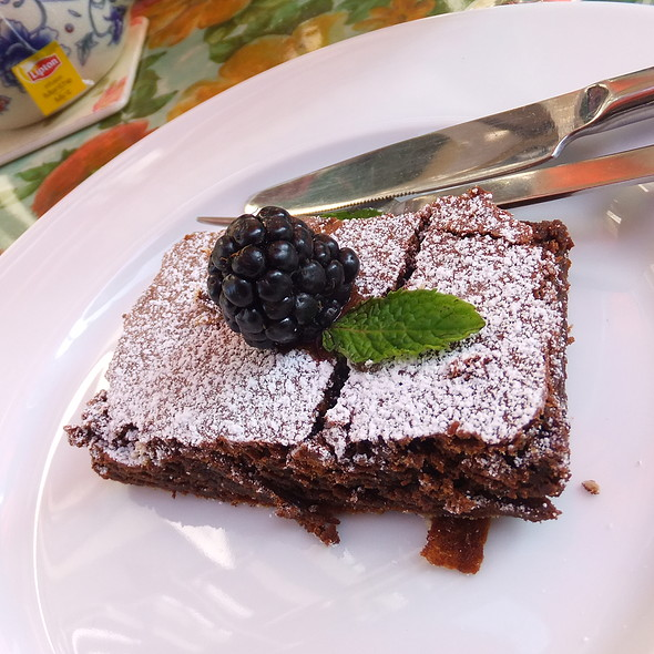 Brownie @ À PARTE - Restaurante - Lounge bar