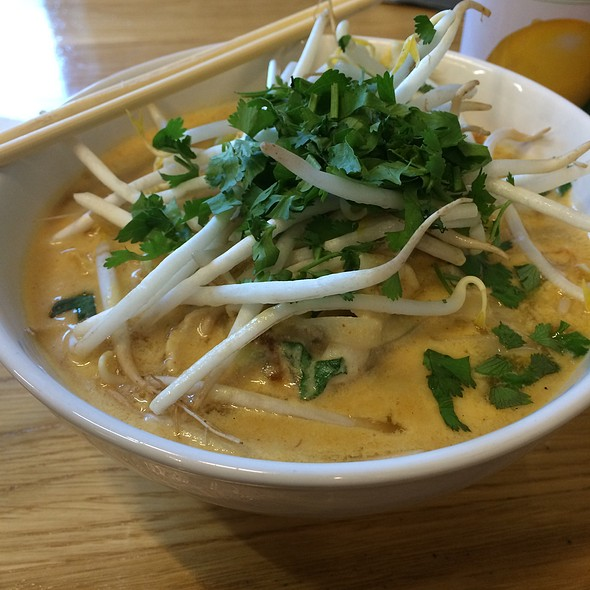 Laksa Noodle Soup @ Tuk Tuk
