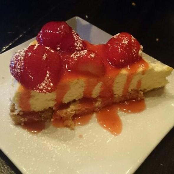 Strawberry Cheesecake - Marmont Steakhouse, Philadelphia, PA