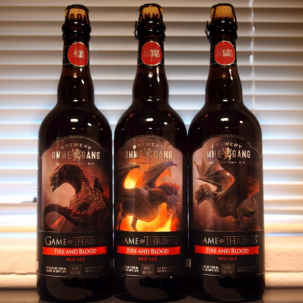 Game Of Thrones Red Ale @ The Liquor Collection