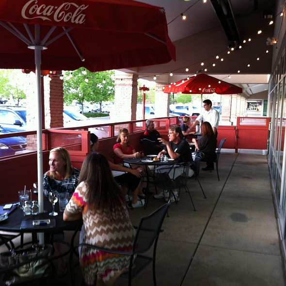 On The Patio - Delvickio's - Broomfield, Broomfield, CO
