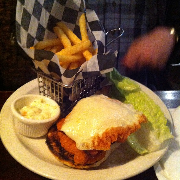 Buffalo Chicken Blt @ Jersey Boys Grill