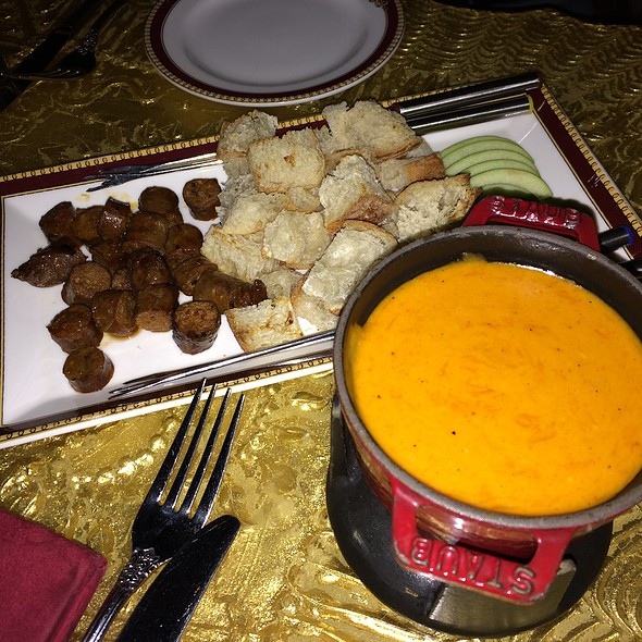 Sweet Pepper Fondue