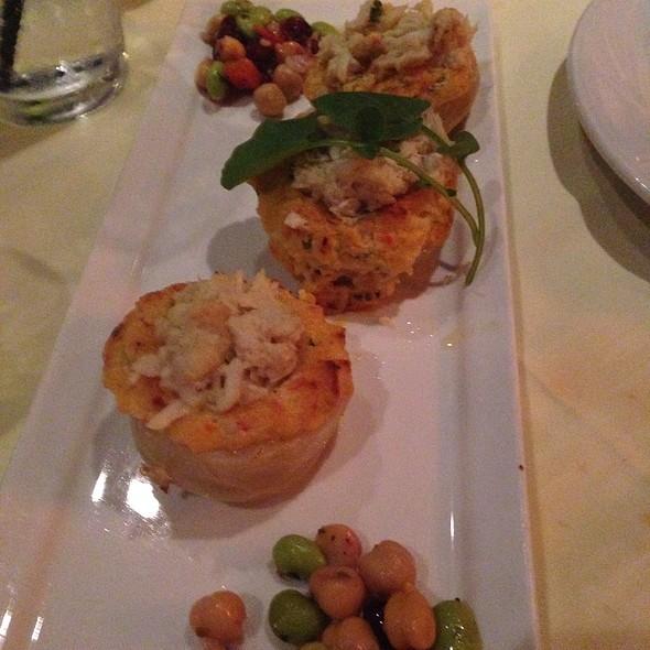 Crab Stuffed Artichoke Bottoms - Mystic Fish, Palm Harbor, FL