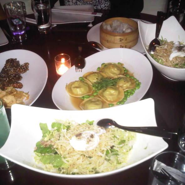 Appetizer Plate @ Buddakan
