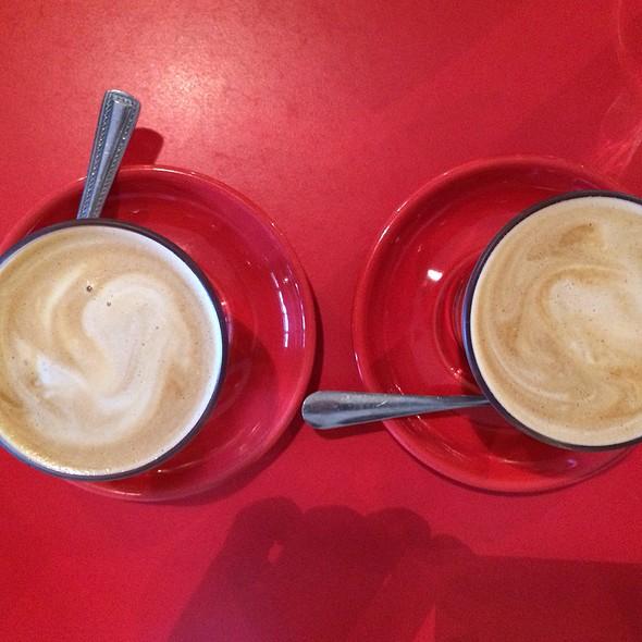 Lattes @ Lemon Tree Cafe