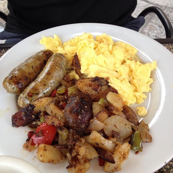 Eggs With Meat - Marston's, Santa Clarita, CA