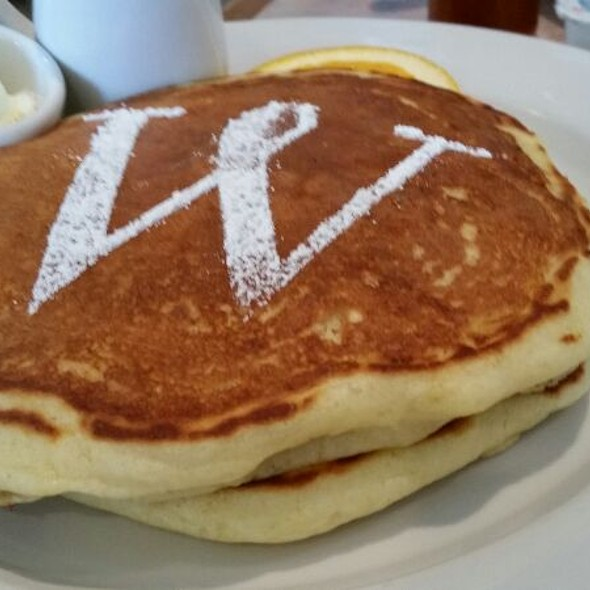 Pancake @ Windy City Cafe