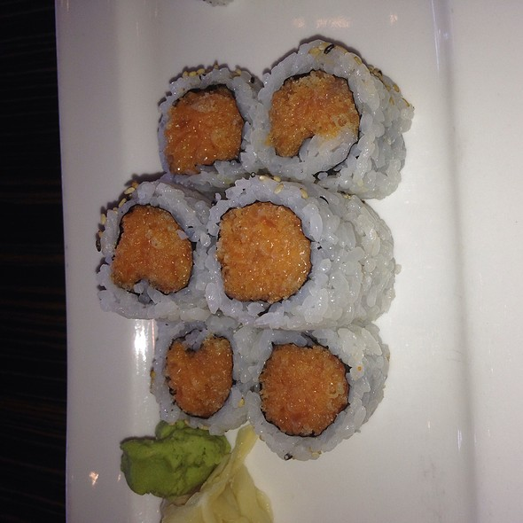 Spicy Salmon Roll - Feng Asian Bistro and Hibachi, Canton, CT